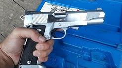 m1911a1 springfield professional custom .45 acp pistol
