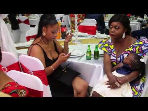 Extrait du mariage de l'Evangéliste Masamba Dada