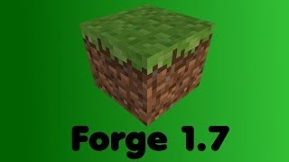 [1.7] [1.7.10] Minecraft Forge installieren [Deutsch] [HD]