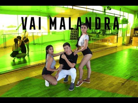 VAI MALANDRA - ANITTA ft MC ZAAC MAEJOR TROPKILLAZ & DJ YURI MARTINS  COREOGRAFIA MEURITMO DANCE
