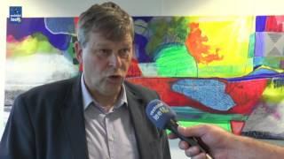 Samenloop voor Hoop gesprek met wethouder Klaas Agricola