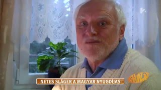 Retired Hungarian engineer as internet star