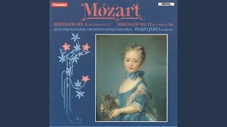 Serenade No. 12 in C Minor, K. 388: III. Menuetto in canone