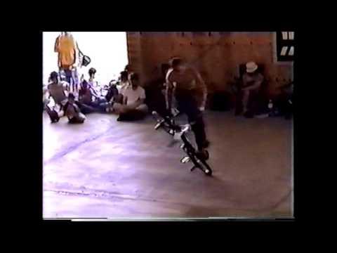 Matt Wilhelm Flatland CFB Woodward Pa Crazy Freakin Biker Series 2001