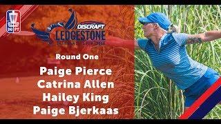 Round One Ledgestone Insurance Open FPO | Pierce, Allen, Bjerkaas, & King