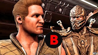 Mortal Kombat X All Passed Quick Time Events thumbnail