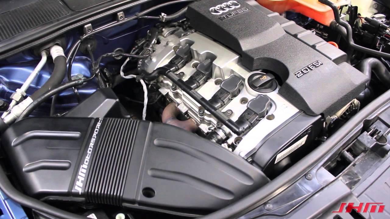 JHM BA T TDHR Stage Big Turbo Kit YouTube - Audi a4 turbo upgrade