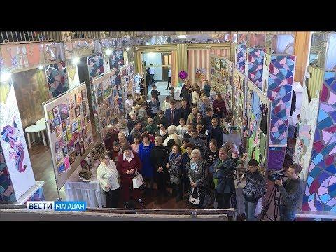 Декада инвалидов открылась выставкой творчества