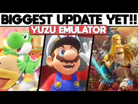Yuzu Emulator |