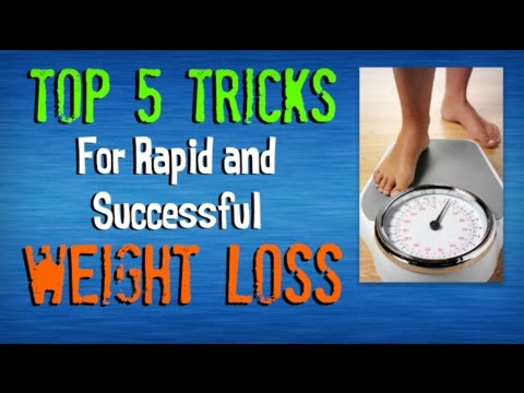 BEST Weight Loss Tips & Tricks to Lose Fat at Home | Quick Weight Loss Advice for Men & Women