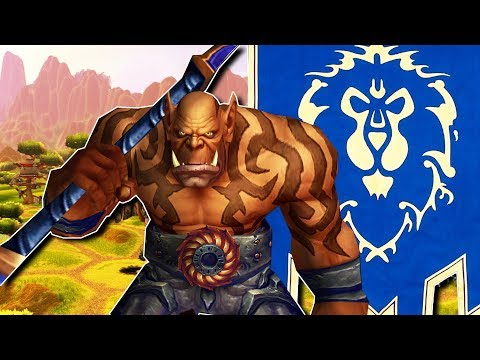 Draenor Orcs, A New Allied Race For... The Alliance? Why People Suspect The Ultimate Betrayal