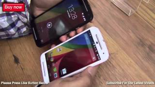 New Moto G 2nd Gen Black VS White Color Comparison Video(New Moto G 2nd Gen Black VS White Color Comparison Video Connect with us on: Website- http://www.intellectdigest.in/ Facebook- ..., 2014-09-05T13:19:15.000Z)