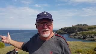 Tourisme et Camping Car Belle Ile en mer (Morbihan)