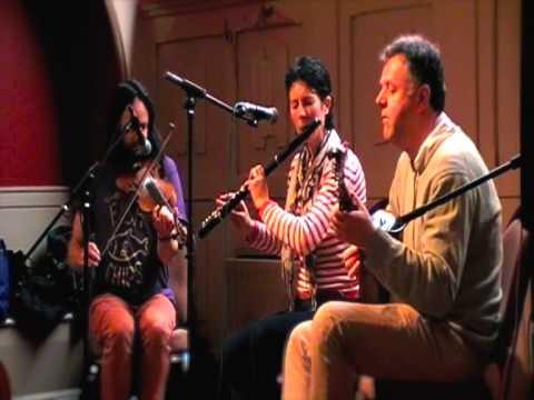 Deirdre McSharry, Quentin Cooper & Eoin O'Neill. Irish music - Reels