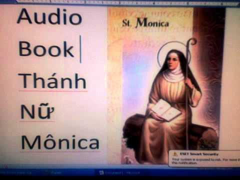 Thánh Nữ Mônica