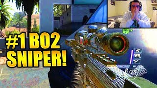 my reaction to the #1 BO2 SNIPER!