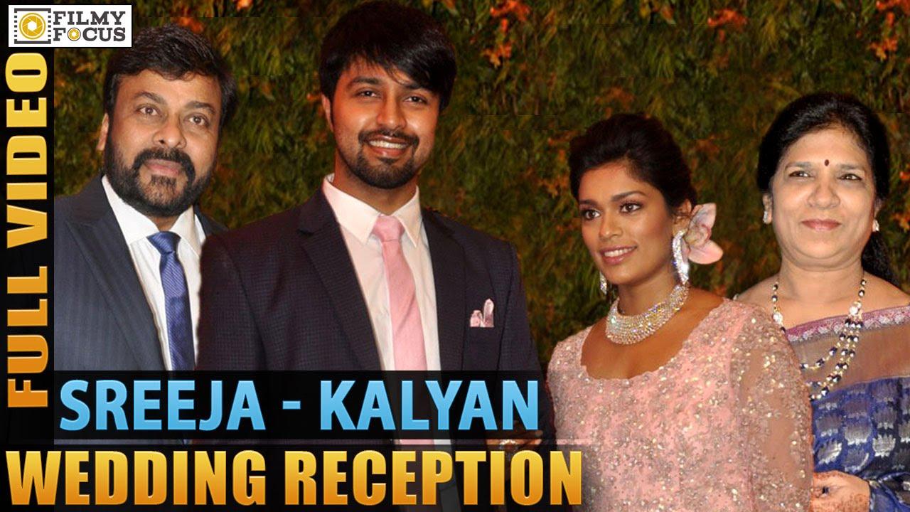 52e88a690076 Sreeja - Kalyan Wedding Reception