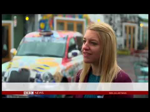 Coventry City of Culture 2021 - BBC News at Ten