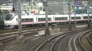 JR東日本 山手線外回り 前面車窓  ①  上野駅~品川駅