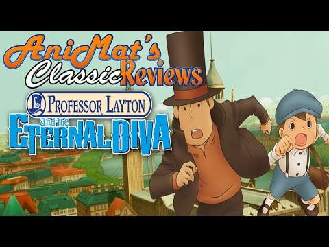 Professor Layton and the Eternal Diva - AniMats Classic Reviews