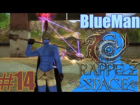 Rappelz Space - Прохождение #14 Король Голубых Шаманов и Хелперство