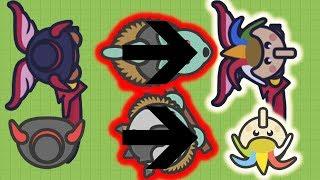 Corrupt X vs Clown Hat (Moomoo.io Short)