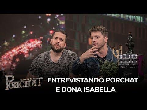 Daniel Zukerman E Maurício Meirelles Fazem Entrevista Reveladora Com Porchat E Sua Mãe