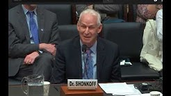 Migrant Family Separation Congressional Testimony: Dr. Jack P. Shonkoff