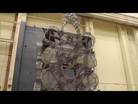 Webb Telescope Structure Practice Move 7-14-16