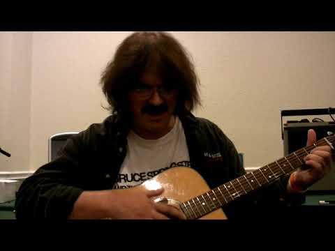 Dave Haynie jamming at CommVEX 2009