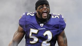 NFL Mix - Ray Lewis - The Brickwall