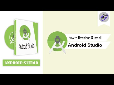 How To Download And Install Android Studio On Windows | InstallAndroidStudio | Android Coding