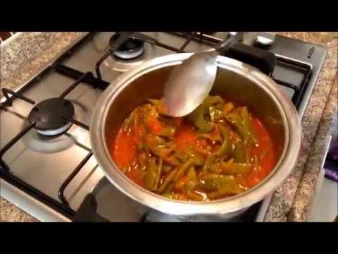 En Kolay Zeytinyağlı Fasulye Tarifi (Olive Oil Beans Recipe)