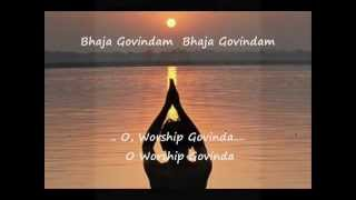 Bhaja Govindam (Full) -- Verses 1 to 31 -- Part 1/3