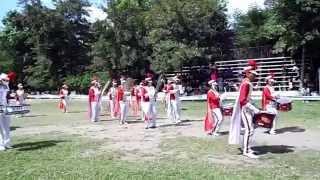 Banda de Guerra Valle de Sula