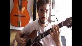 Accompagner un Blues en La (Part 1) - Cours de guitare débutants facile