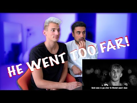Thumbnail: REACTION TO JAKE PAUL'S DISS TRACK !!!