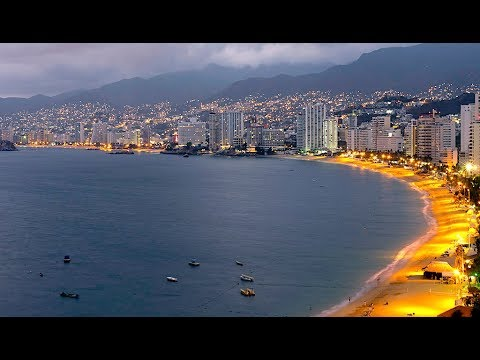 TOP 10 Tallest Buildings In Acapulco Mexico/TOP 10 Rascacielos Más Altos de Acapulco México