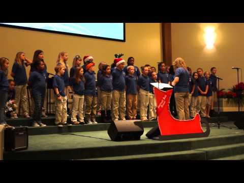 FRUITLAND PARK ELEMENTARY SCHOOL PERFORMS ITS CHRISTMAS CONCERT 12-10-2013 (PART 2)