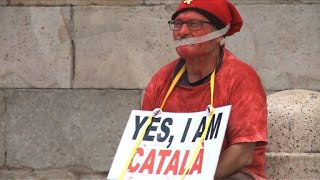 Réactions à Barcelone après l'élection de Quim Torra