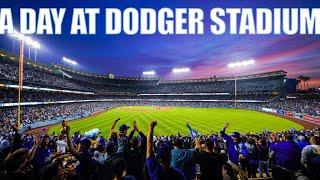 A Day At the Ballpark: Dodger Stadium