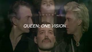 Queen- One Vision //Sub.Español//