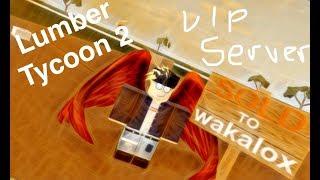 ROBLOX | Holz Tycoon 2 | Kostenloser VIP-Server | Blackeye