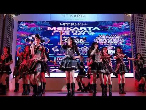 JKT48 - Part 1 @. Meikarta Music Festival