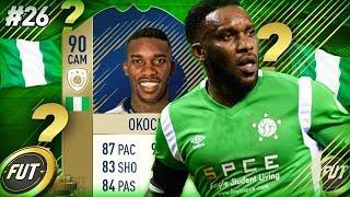 OSTATNIA PROSTA DO IKONY PRIME OKOCHA 90!! - FIFA 18 DRUŻYNA IKON [#26]