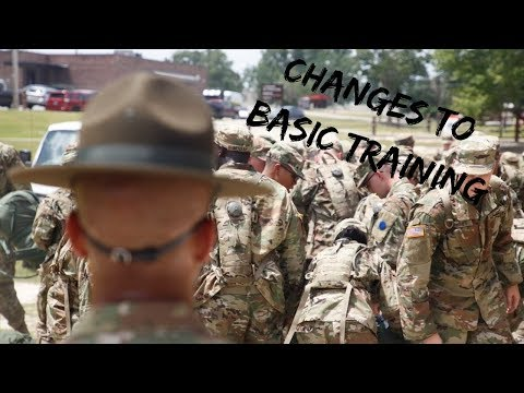 Changes To Basic Combat Training