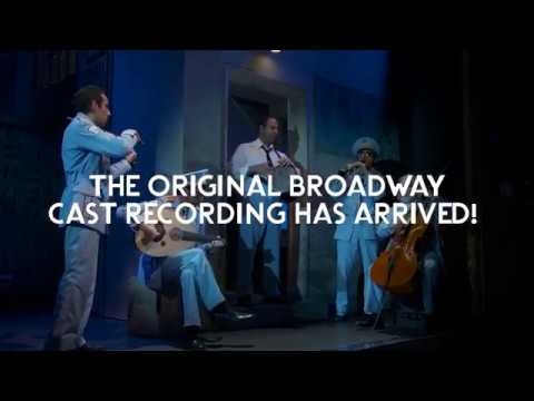Original Broadway Cast Recording Now Available   The Band's Visit