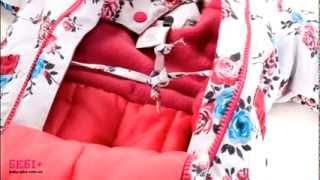 Комбинезон детский Deux Par Deux для малышей(http://baby-plus.kiev.ua Одежда от Deux par Deux очень высокого качества, а также при создание моделей учтены последние тенд..., 2013-09-29T16:29:31.000Z)