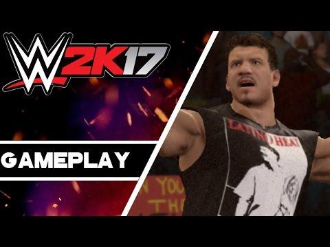 WWE 2K17 :