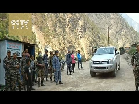 2nd China-Nepal highway reopens after quake damage